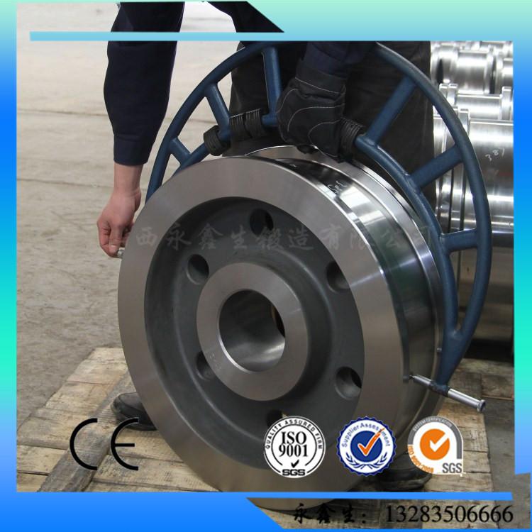 锻造电动平车轮