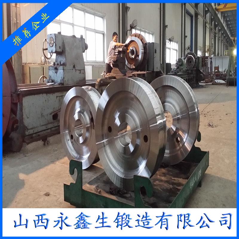 起重机车轮组作用及结构原理